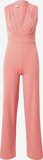 WAL G. Jumpsuit 'WHITNEY' in de kleur Koraal, Productweergave