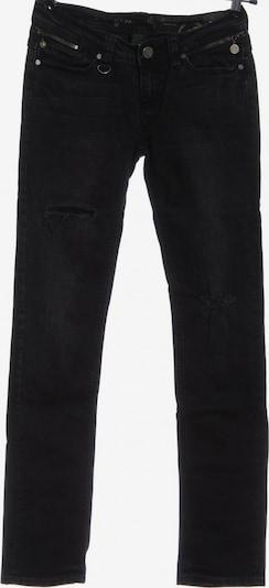 ONE GREEN ELEPHANT Straight-Leg Jeans in 25-26 in schwarz, Produktansicht