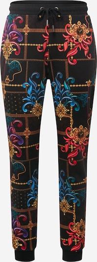 Pantaloni Carlo Colucci pe mai multe culori / negru, Vizualizare produs