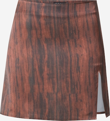 Motel Skirt 'Kian' in Brown