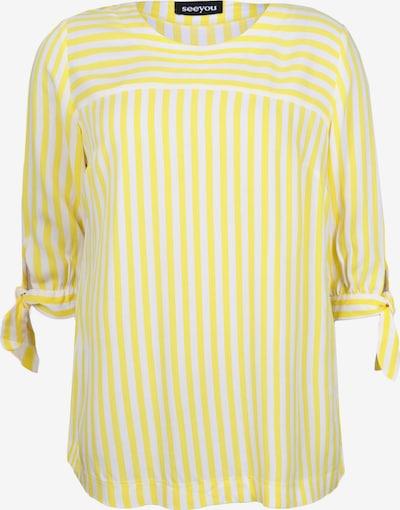 seeyou Blouse in de kleur Geel, Productweergave