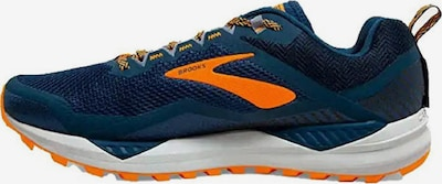 BROOKS Laufschuh 'Cascadia 14' in blau / orange, Produktansicht