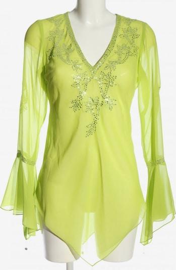 APART Langarm-Bluse in M in pastellgelb, Produktansicht