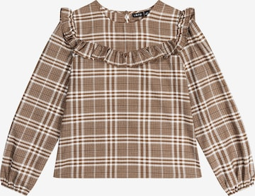 LMTD Blouse 'Rusanne' in Brown