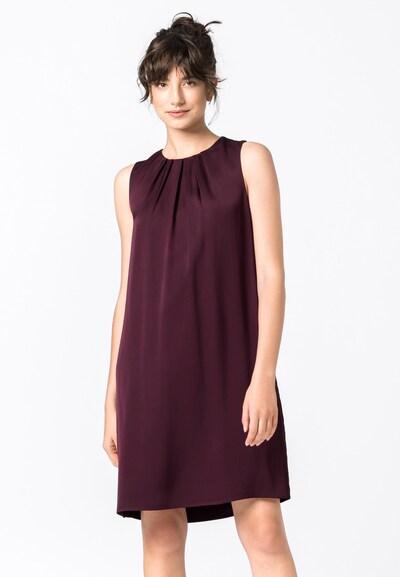 HALLHUBER Kleid in pflaume, Modelansicht