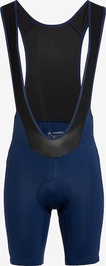 VAUDE Hose 'Active' in blau / schwarz / weiß, Produktansicht
