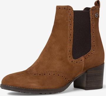 Chelsea Boots TAMARIS en marron