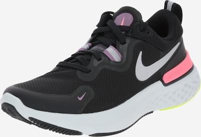 NIKE Chaussure de course en rose / noir / blanc, Vue avec produit