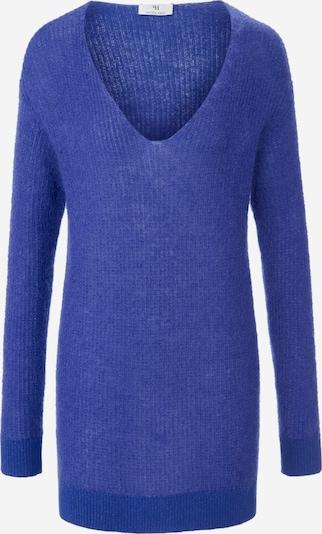 Peter Hahn Pullover in blau, Produktansicht