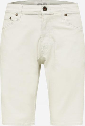 JACK & JONES Shorts in hellgrau, Produktansicht