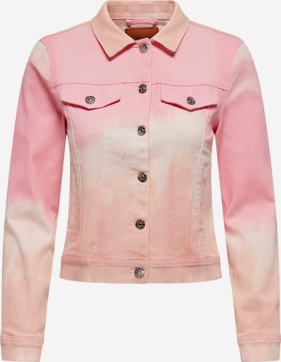 ONLY Jacke in beige / pink / weiß, Produktansicht