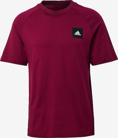 ADIDAS PERFORMANCE Funktionsshirt in weinrot, Produktansicht