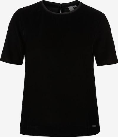 Q/S designed by Chemisier en noir, Vue avec produit