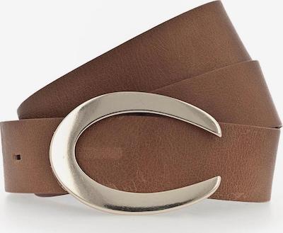 VANZETTI Gürtel in karamell, Produktansicht