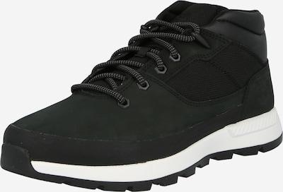 TIMBERLAND Augstie brīvā laika apavi 'Sprint Trekker Super Ox' melns, Preces skats