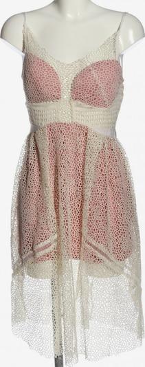 Danity Trägerkleid in S in pink / wollweiß, Produktansicht