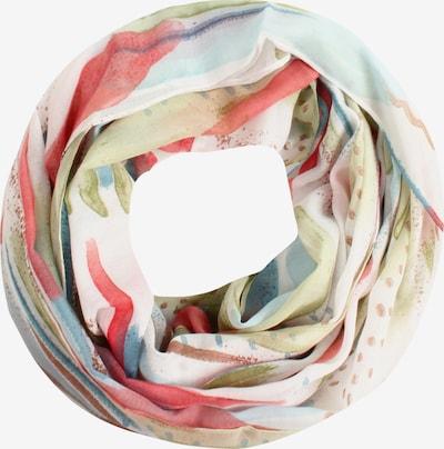 SAMAYA Loop 'Fanome' in hellblau / grün / rot / weiß, Produktansicht