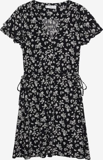 MANGO Kleid 'GALA8' in schwarz / weiß, Produktansicht