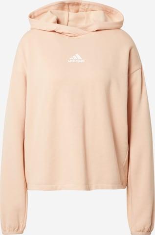 ADIDAS PERFORMANCE - Camiseta deportiva en rosa