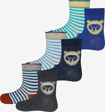 EWERS Socken in Blau