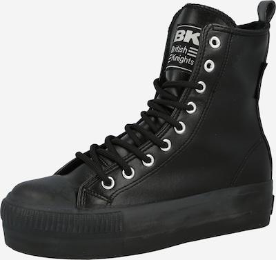 Sneaker înalt 'KAYA' BRITISH KNIGHTS pe negru, Vizualizare produs
