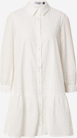 balta Chi Chi London Palaidinės tipo suknelė