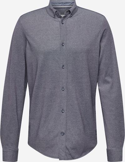 TOM TAILOR Hemd in graumeliert, Produktansicht