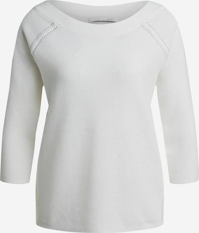 OUI Pullover in weiß, Produktansicht