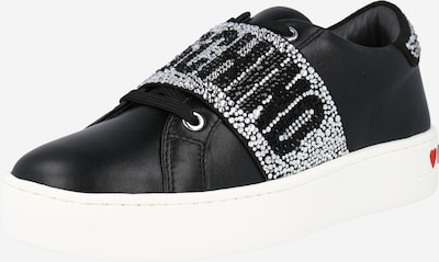 Love Moschino Sneaker in schwarz / weiß, Produktansicht
