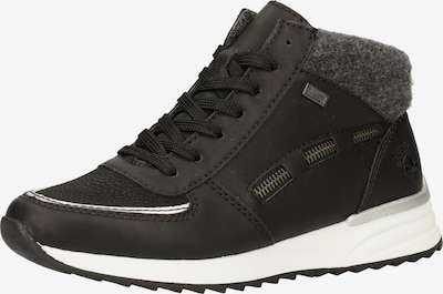 RIEKER Sneaker in schwarz, Produktansicht