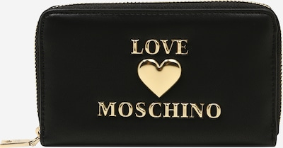 Love Moschino Porte-monnaies en noir, Vue avec produit