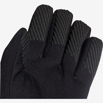 ADIDAS PERFORMANCE Handschuhe in schwarz / weiß, Produktansicht