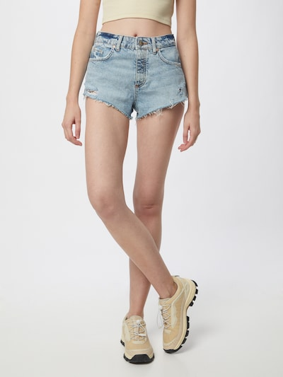 Jeans 'LIV' River Island pe albastru denim, Vizualizare model