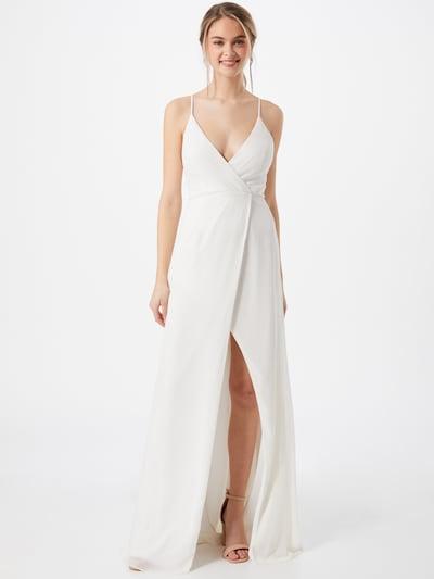 STAR NIGHT Kleid in offwhite, Modelansicht
