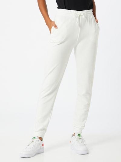 Gina Tricot Hose 'Abigail' in weiß, Modelansicht