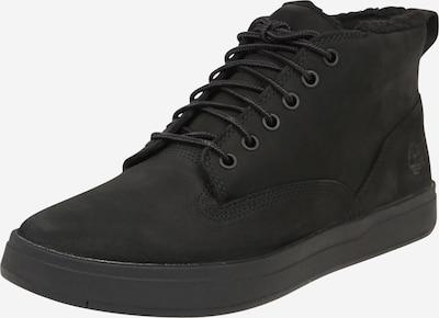 Pantofi cu șireturi sport TIMBERLAND pe negru, Vizualizare produs