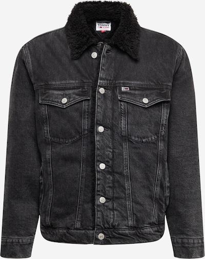 Tommy Jeans Between-Season Jacket in Black denim, Item view