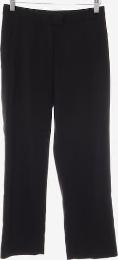CERRUTI Stoffhose in S in schwarz, Produktansicht