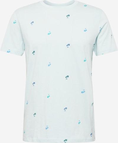 GAP Shirt in de kleur Blauw / Azuur / Groen, Productweergave