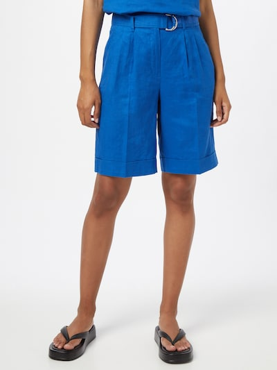 TAIFUN Shorts in royalblau, Modelansicht