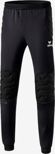 ERIMA Hose in schwarz, Produktansicht