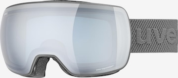 UVEX Sports Glasses 'compact FM' in Grey