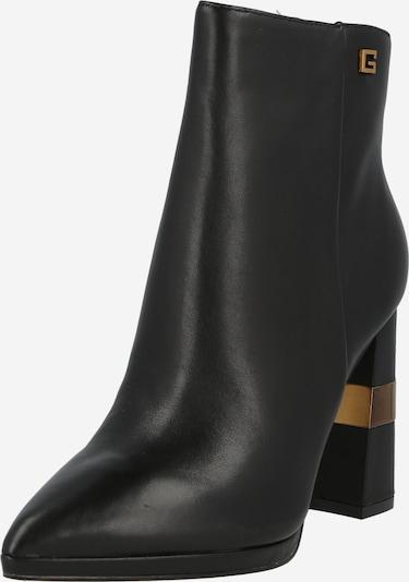 GUESS Boots 'EDITE' in gold / schwarz, Produktansicht