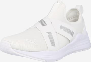 PUMA Tennised, värv valge