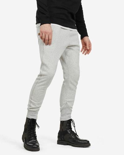 G-Star RAW Jogginghose 'Type C' in grau, Modelansicht