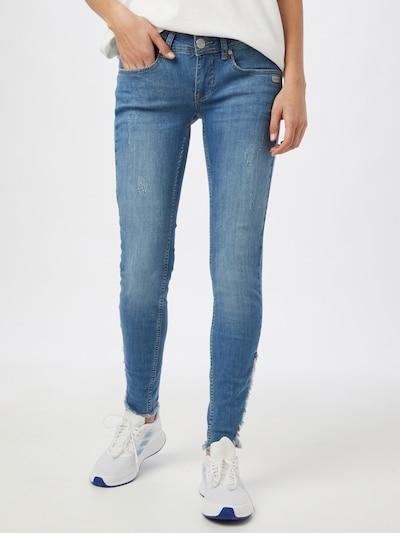Gang Jeans 'FAYE' in de kleur Blauw denim, Modelweergave