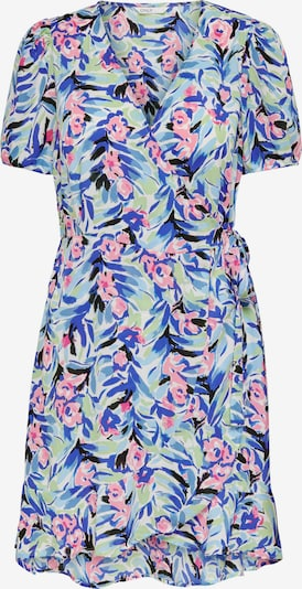 """Suknelė 'Alberta' iš ONLY, spalva – mėlyna dūmų spalva / sodri mėlyna (""""karališka"""") / šviesiai žalia / rožių spalva / balta, Prekių apžvalga"""
