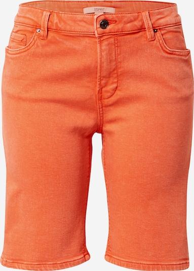 ESPRIT Jeansy w kolorze koralowym, Podgląd produktu