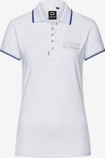 CODE-ZERO Shirt in de kleur Blauw / Hemelsblauw / Wit, Productweergave