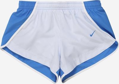 Sportinės kelnės iš NIKE , spalva - mėlyna / šviesiai pilka, Prekių apžvalga